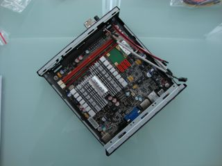 Mainboard installed into M350
